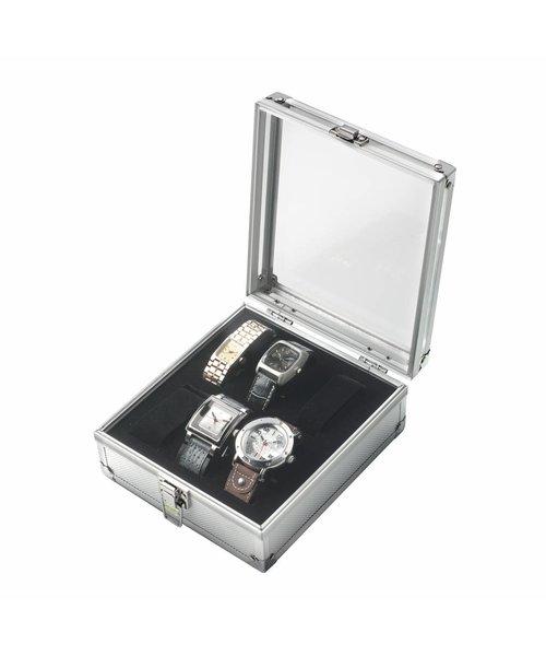 Treasury Horlogedoos Aluminium