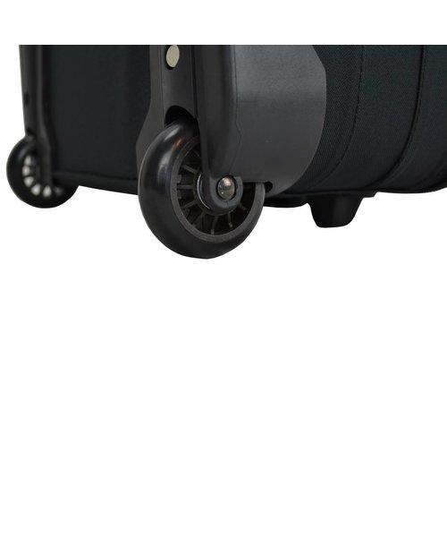 R-Way HandbagageKoffer 45X40X23cm Zwart 35 liter