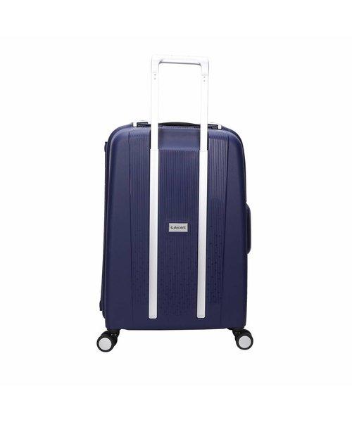 Decent Sportivo One Koffer Groot Donkerblauw Inhoud 96 Liter 78x54.5x32 cm