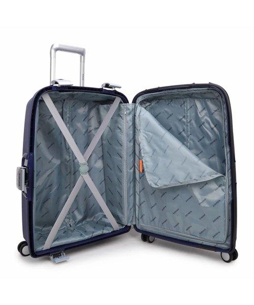 Decent Sportivo One Handbagage Koffer Donkerblauw Inhoud 35 Liter 57x35x22 cm