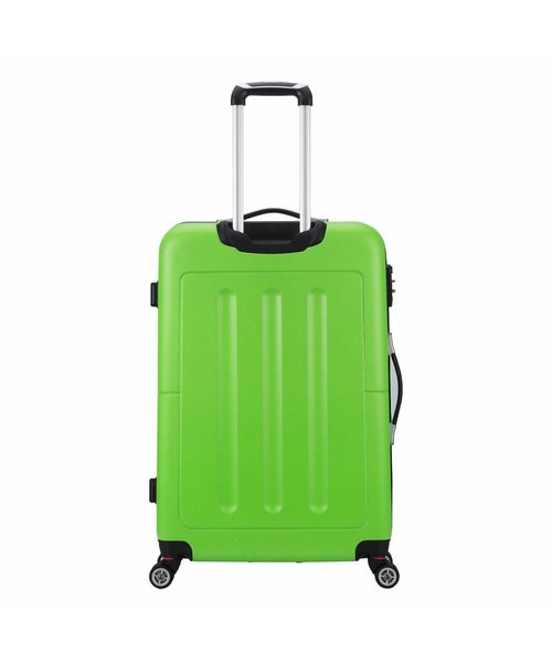 Decent Neon Fix Handbagage Koffer Groen Inhoud 32 Liter 54x35x20cm