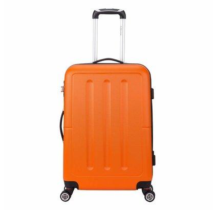 Decent Neon Fix Koffer Medium Oranje Inhoud 65 Liter 57x39x22cm