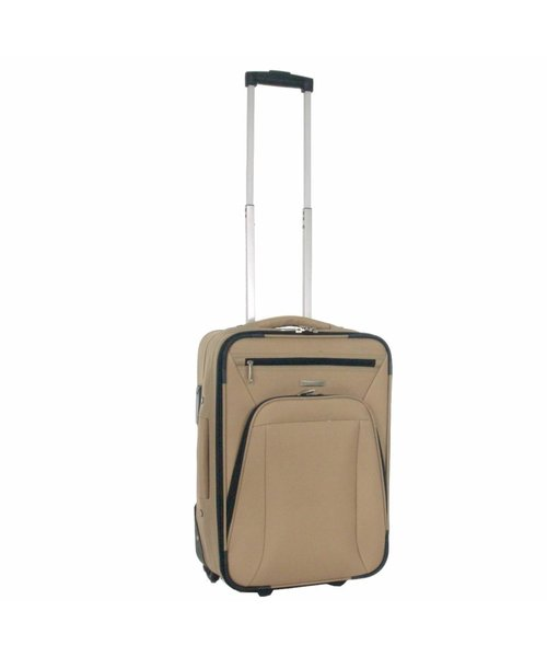 Decent Basic Line Handbagage Koffer Champagne 37L 53x36x20 cm