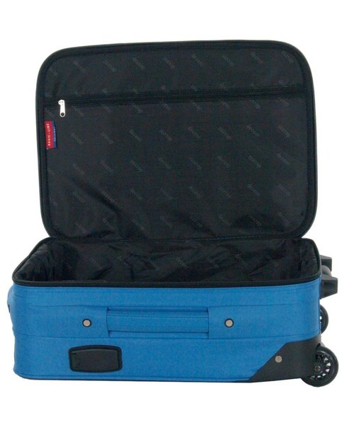 Decent Basic Line Handbagage Koffer Cobaltblauw 37L 53x36x20 cm