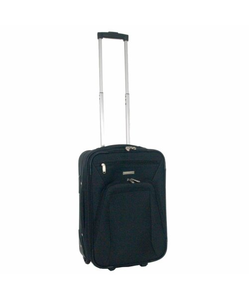 Decent Basic Line Kofferset Zwart Inhoud 78, 60 en 37 Liter