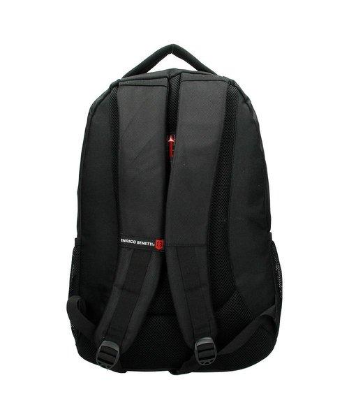 Enrico Benetti Cornell Laptop Rugzak 30 Liter 50X32X22cm