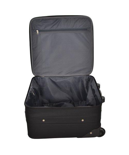 R-Way HandbagageKoffer 45X40X25cm Zwart 35 liter
