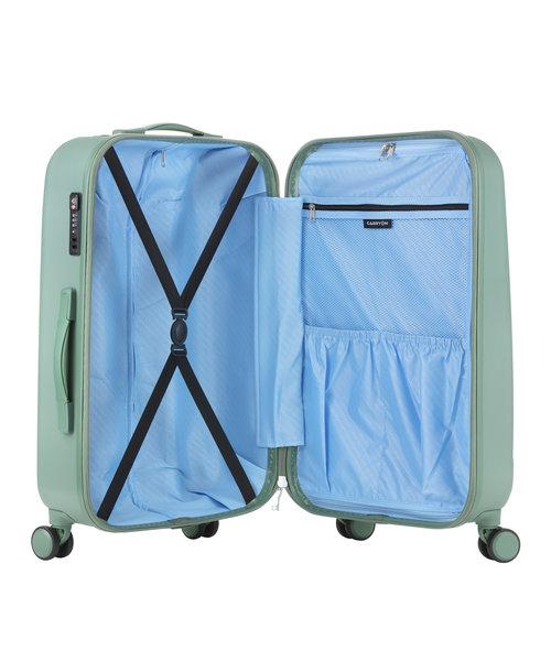 CarryOn Skyhopper Kofferset Olive Set 3 Koffers