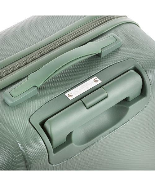 CarryOn Skyhopper Koffer Groot 85 Liter Olive