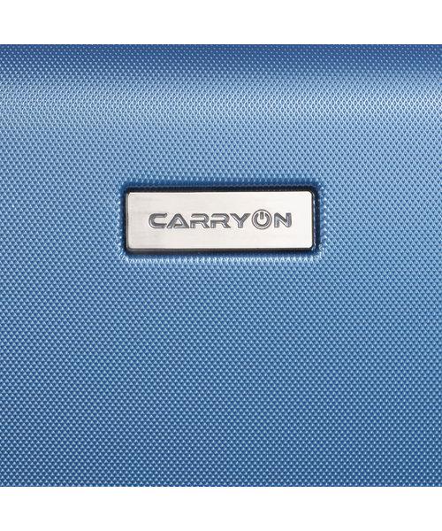 CarryOn Skyhopper Koffer Medium 57 Liter Kleur Blauw