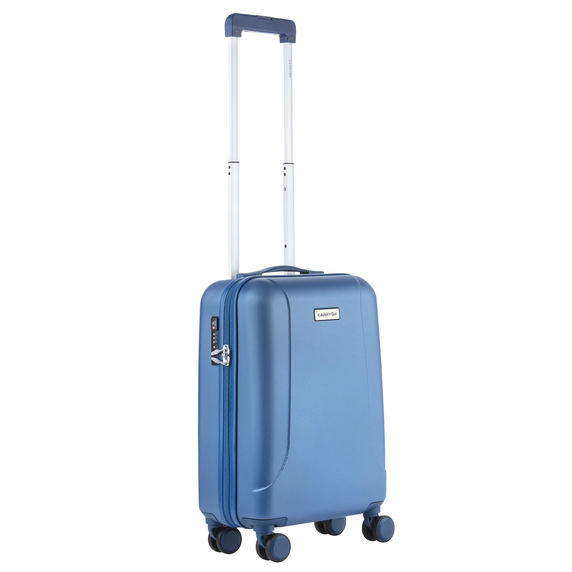 bea5a53b803 CarryOn Skyhopper HandbagageKoffer CoolBlue €49,90 - KofferStunter