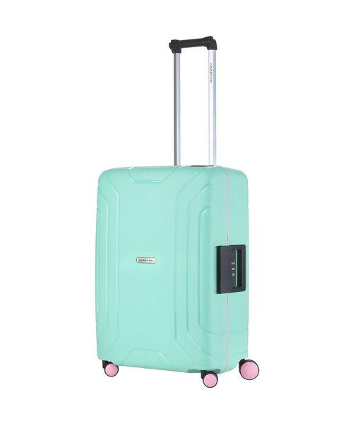 CarryOn Steward Spinner 65cm Mint Groen Medium Tsa 70 Liter