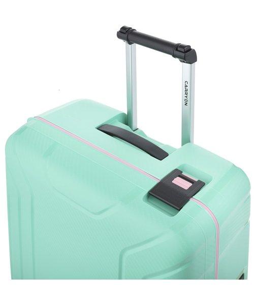 CarryOn Steward Spinner 75cm Mint Groen Groot Tsa 100 Liter