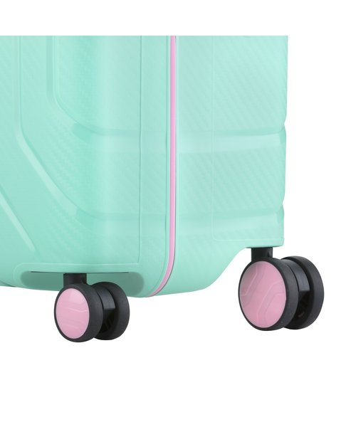 CarryOn Steward Spinner 2-Delige Kofferset Tsa Mint Groen