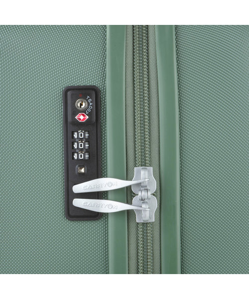 CarryOn Skyhopper Handbagage Koffer 32 Liter Olive