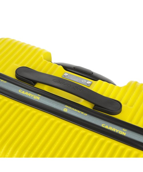 CarryOn Connect Kofferset Geel Set 2 Koffers 90 en 28 Liter