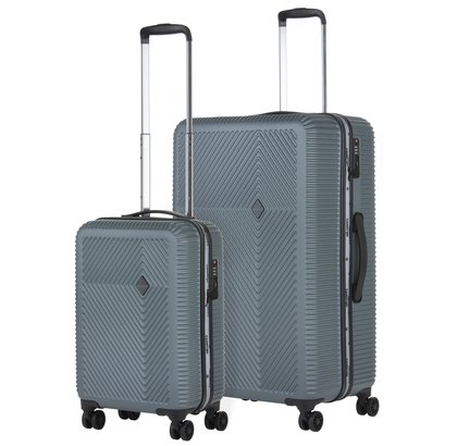 CarryOn Connect Kofferset Grijs Set 2 Koffers 90 en 28 Liter - Copy