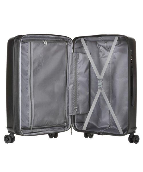 CarryOn Transport Handbagage Koffer Zwart 32L 55x37x20cm