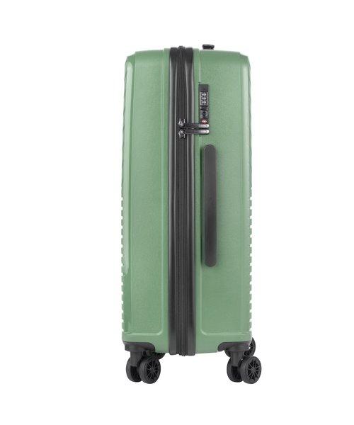 CarryOn Transport Koffer 77 Groot Groen 95 Liter 77x51x29cm