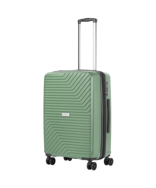 CarryOn Transport Koffer 67 Medium Groen 70 Liter 66x44x27-30cm