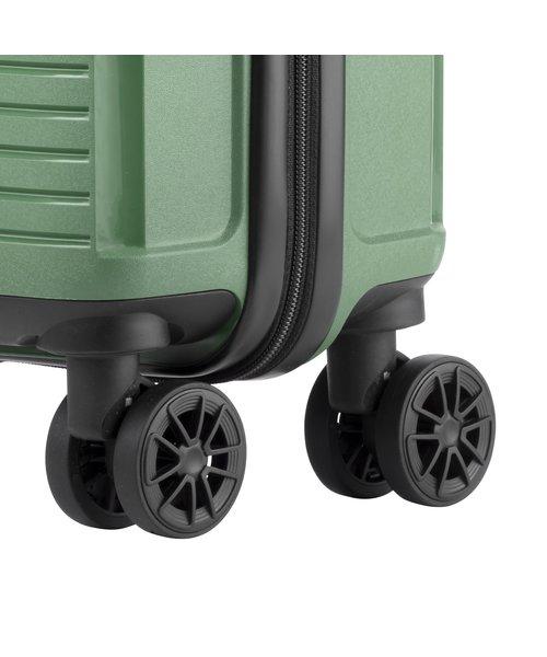 CarryOn Transport Handbagage Koffer Groen 32L 55x37x20cm