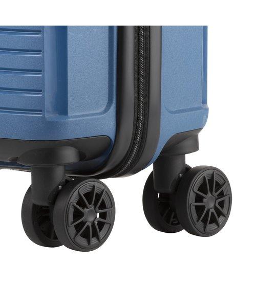 CarryOn Transport Handbagage Koffer Blauw 32L 55x37x20cm