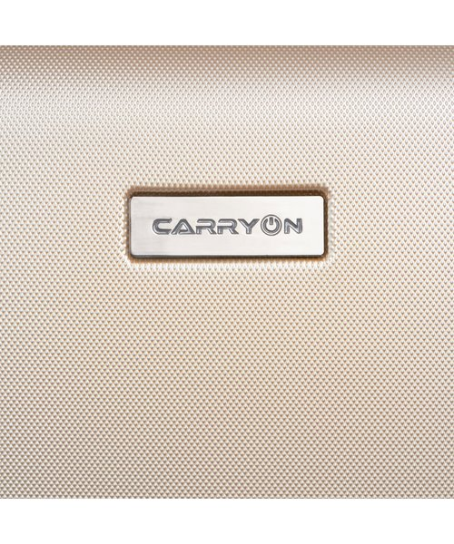 CarryOn Skyhopper Koffer Groot 85 Liter Kleur Champagne