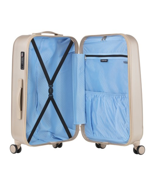 CarryOn Skyhopper Kofferset Champagne Set 3 Koffers
