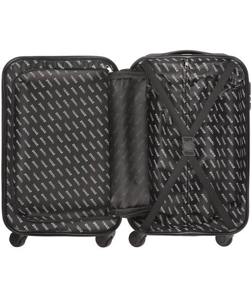 TravelZ Horizon Abs Handbagage Koffer Zwart