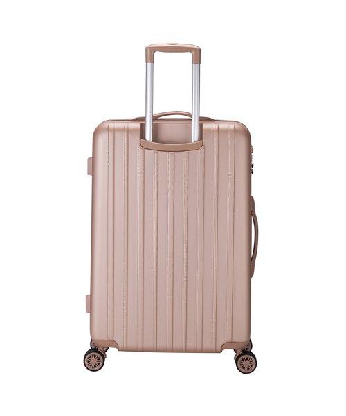 Decent Tranporto-One Koffer 66 Zalm Roze Medium 60L 65x42x27cm
