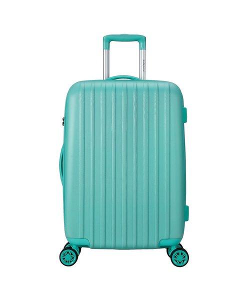 Decent Tranporto-One Kofferset Mint Groen Inhoud 95, 60 en 30 Liter