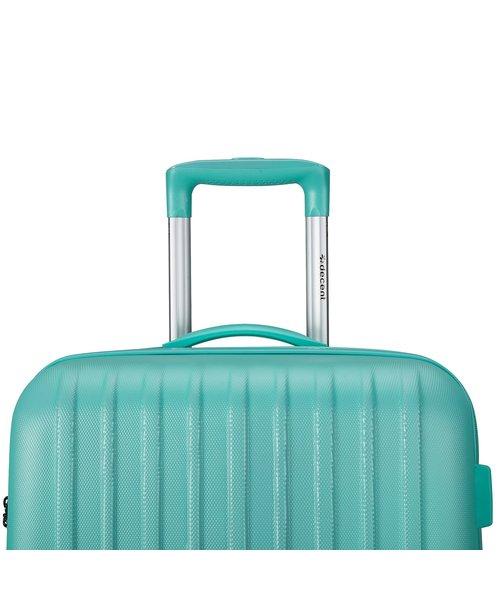 Decent Tranporto-One Koffer 76 Mint Groen Groot 90L 75x49x31 cm