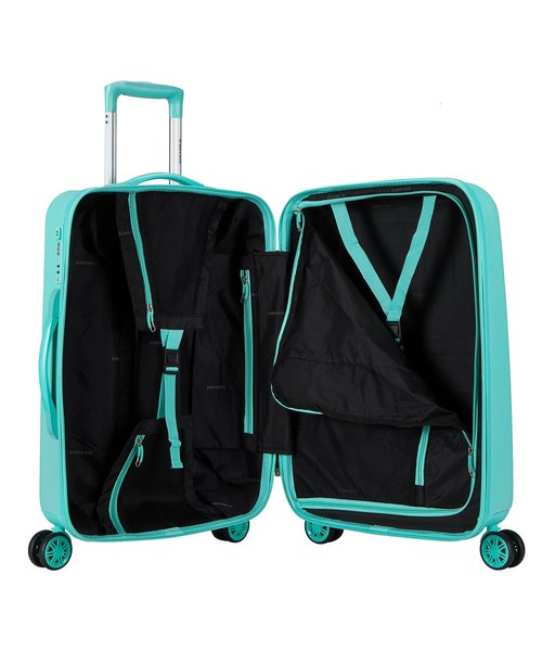 Decent Tranporto-One Koffer 66 Mint Groen Medium 60L 65x42x27cm