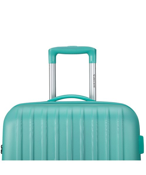Decent Tranporto-One 55 Handbagage Koffer Mint Groen 30L 55x33x20cm