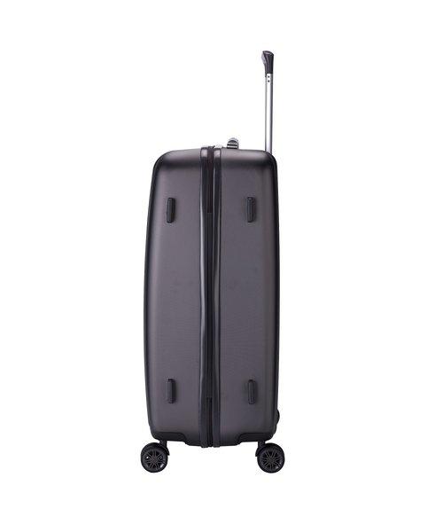 Decent Tranporto-One 55 Handbagage Koffer Antraciet 30L 55x33x20cm