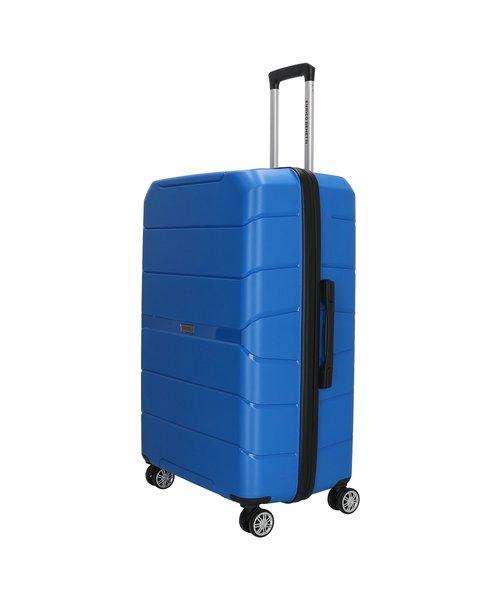 Enrico Benetti Springfield Koffer Blauw 75 Groot 100 Liter