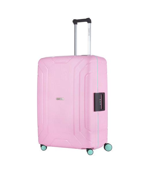 CarryOn Steward Spinner 2-Delige Kofferset Tsa Roze