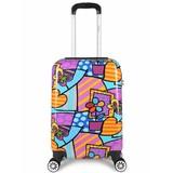 Decent Forenza Handbagage Koffer Heart 30 Liter 55x35x20 cm