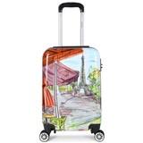 Decent Forenza Handbagage Koffer Paris 30 Liter 55x35x20 cm