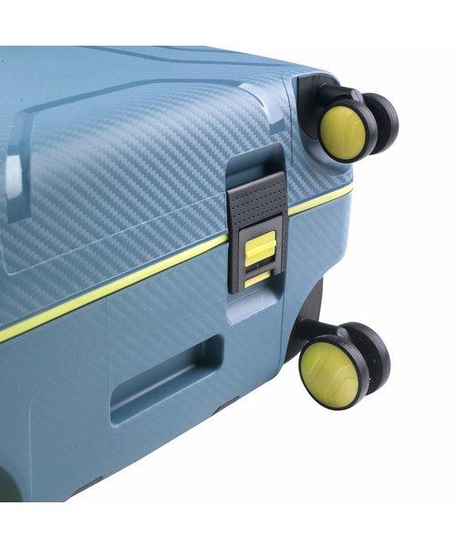 CarryOn Steward Spinner 2-Delige Kofferset Tsa Blauw