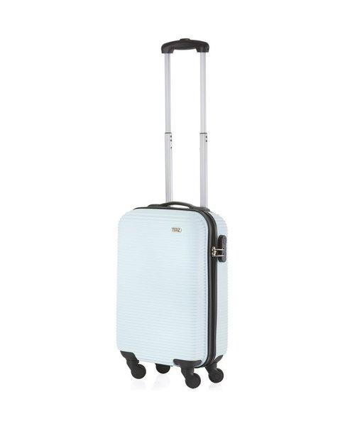 TravelZ Horizon Abs Handbagage Koffer Baby Blauw