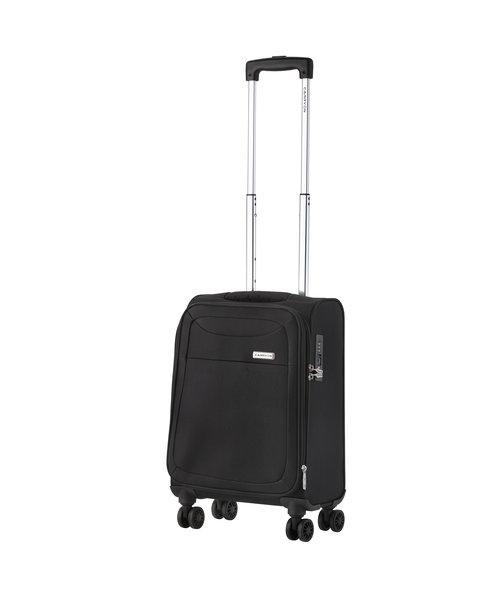 CarryOn Air Handbagagekoffer S Zwart Tsa Inhoud 31 Liter met Okoban