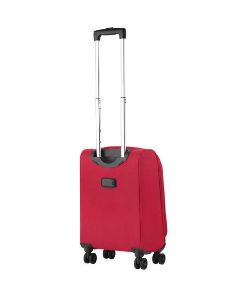 CarryOn Air Handbagagekoffer S Cherry Rood Tsa Inhoud 31 Liter met Okoban