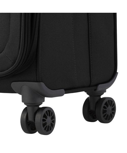 CarryOn Air Koffer 77 Zwart Groot Tsa Inhoud 100L met Okoban