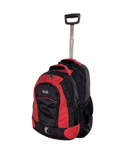 Ice Dog 3 in 1 Trolley Rugzak Large 70L Rood 65x41x29cm