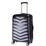 Decent Exclusivo-One Koffer Medium 67 Antraciet 60L 67x41x25cm