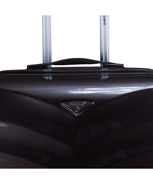 Decent Exclusivo-One Koffer medium 67 Antraciet 60 Liter