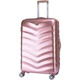 Decent Exclusivo-One Koffer Groot 77 Rosé 85L 77x48x28cm