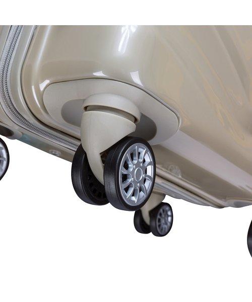 Decent Exclusivo-One Koffer Groot 77 Champagne 85 Liter
