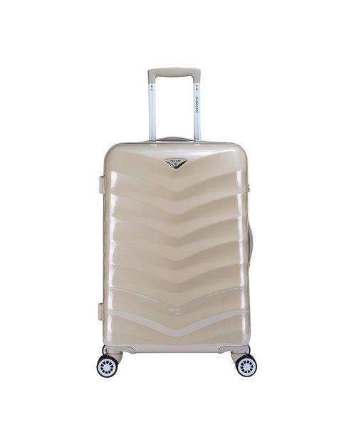 Decent Exclusivo-One Koffer medium 67 Champagne 60 Liter